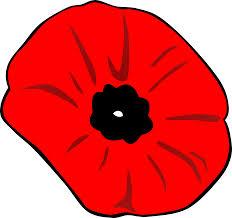 remembrance poppy clipart clipartxtras