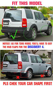 land rover discovery 2008 accessories fit for land rover discovery 3 2004 2005 2006 2007