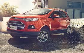 genuine ford ecosport accessories