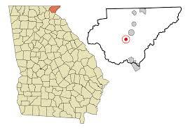 Georgia Zip Codes Map by Tiger Georgia Wikipedia