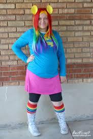 Pony Rainbow Dash Halloween Costume 100 Pony Halloween Costume Pony Costumes