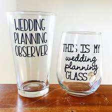 appropriate engagement party gifts couples engagement gift this is my wedding planning glass 3 my