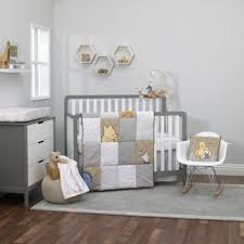 Classic Winnie The Pooh Nursery Decor Bedding Winnie The Pooh Baby Bedding Crib From Buy Buy Baby