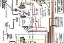 mercury outboard starter wiring diagram mercury wiring diagrams