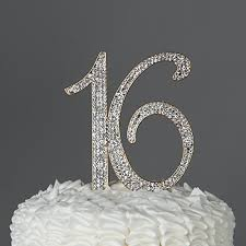 bling wedding cake toppers sweet 16 cake toppers shop sweet 16 cake toppers online