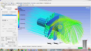 cfx analysis at propeller fan in ansys workbench youtube