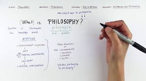 what is philosophy and what is it for