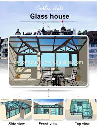 lowes prefabricated winter garden patio glass house buy lowes