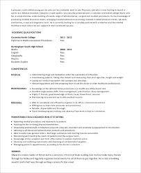 Entry Level Medical Assistant Resume Samples by Resume For Medical Billing Resume Sample Entry Level Medical