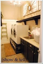 Build Washer Dryer Pedestal Make It Diy Washer And Dryer Pedestal Curbly