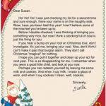 funny christmas letter ideas letters font