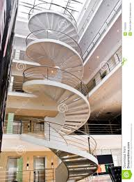spiral staircase stock photos image 17628923