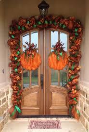 halloween garlands backyards deco mesh halloween swag wreaths decoglitz il