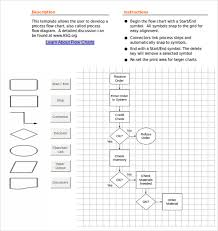 Excel Chart Templates Sle Flow Chart Template 19 Documents In Pdf Excel Ppt