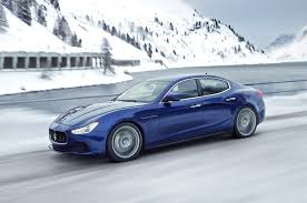 blue maserati ghibli 2014 maserati ghibli s q4 review automobile magazine