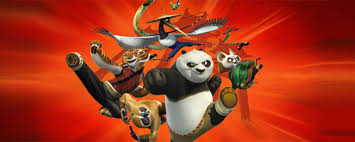 kung fu panda franchise characters voice actors
