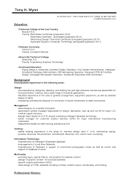 Order Management Resume Sample by Expected To Graduate In Resume Sample Resume For Your Job