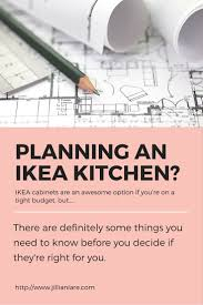 Kitchen Cabinet Ideas On A Budget by What You Must Know Before Planning Your Ikea Kitchen Ikea