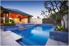 Swimming Pool Design For Small Spaces by Backyards Cool Swimming Pools In Small Spaces Alpentile Glass