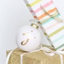 handmade ornaments popsugar home