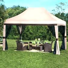 Gazebo For Patio Patio Gazebo Replacement Covers Costco Gazebo Canopy Roblauer Me