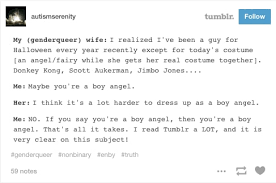 23 times cleverly explained what being genderqueer means