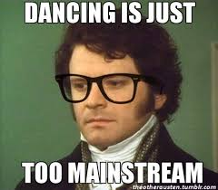 Hipster Glasses Meme - wordless wednesday mr darcy memes hardcovers and heroines