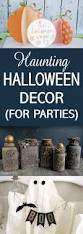 haunting halloween decor for parties