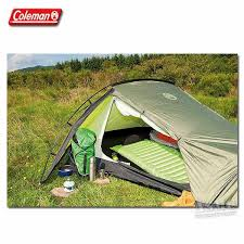coleman self inflating air mattress sleeping pads