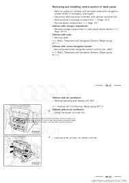 audi a3 2001 8l 1 g general body assembly interior workshop manual