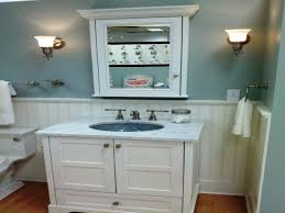 Country Bathrooms Ideas by Bathroom Invigorating Cabinets Rustic Hickory Appears Again Also