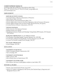 Resume Samples Business Management by Sample Business Resume Template Free Resume Example And Writing
