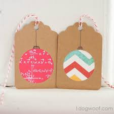 awesome diy gift tag ideas diy projects craft ideas u0026 how to u0027s for