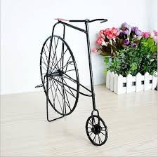 handmade crafts metal bicycle model decoration ancient iron bike