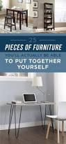 25 pieces of furniture you u0027ll actually be able to put together
