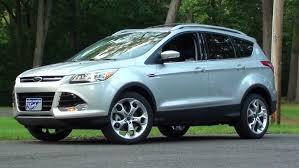 Ford Escape Quality - mvs 2014 ford escape titanium road test youtube