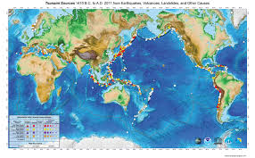 Usa Carry Map by Tsunami U S Climate Resilience Toolkit