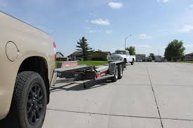 tundra towing with a 2016 toyota tundra trd pro