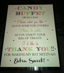 Baby Shower Candy Buffet Sign by Bar Mitzvah Quotes And Sayings Quotesgram Bb Retirement Ideas
