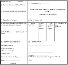 top 5 resources to get free certificate of origin templates word