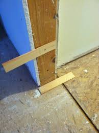 Interior Doors Prehung How To Replace A Prehung Interior Door Buildipedia