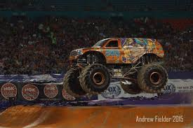 monster truck show houston texas all new pei chassis u0027 debut razin kane jester and titan