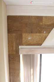 Installing Beadboard Wallpaper - how to add beadboard to a rental wall a lesson in trial and error