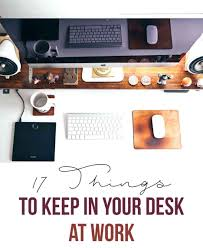 Work Desk Organization Ideas Articles With Small Work Desk Ideas Tag Fascinating Work Desk