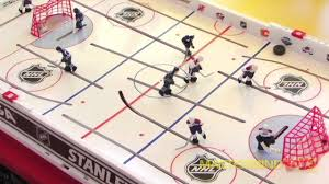 best table hockey game stiga nhl hockey table youtube