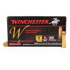 195233 winchester ammo 38 special walmart com