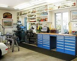 building a workshop garage larry goddard s garage workshop shed boston by lista