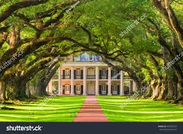 oak alley plantation floor plan vacherie louisiana may 12 2016 oak stock photo 452992318