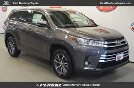 colors for toyota highlander toyota highlander at east toyota serving