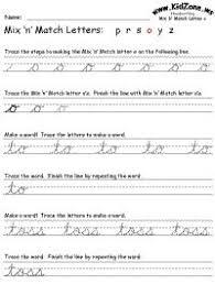 a teacher u0027s idea the best way to teach cursive writing